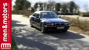 2001 bmw 740il review bmw 740i review 1998