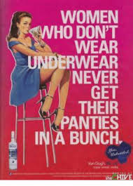 Panties In A Bunch Meme - women who don t wear underwear never get their panties in a bunch