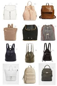 Theeffortlesschic Cool Hunting The Backpack Purse The Effortless Chic Ways To