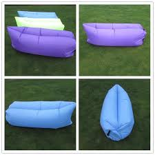 Blow Up Sofa Bed by Beach Sunshine Inflatable Lazy Sofa Garden Sleeping Bed Equipment