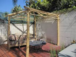 Bamboo Patio Cover Bamboo Tiki Hut Bamboo Tea House Bamboo Patio Cover Kits