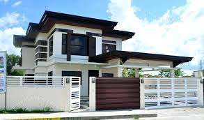 2 story house designs modern 2 storey house design modern two storey house designs