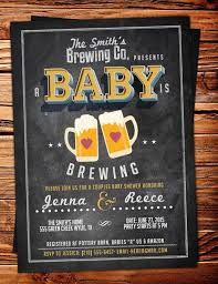 coed baby shower ideas baby is brewing coed baby shower invitation baby shower
