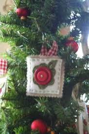 button ornaments request a custom order and something made