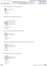 engine ford kuga 2011 1 g wiring diagram workshop manual