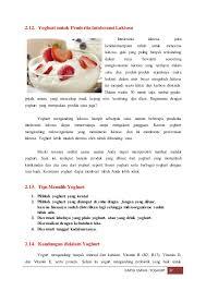 cara membuat yoghurt yang kental makalah yoghurt