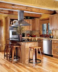 Kitchen Design Ideas Pinterest Cabin Kitchen Design Best 10 Cabin Kitchens Ideas On Pinterest Log