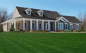 style ranch homes floorplans wayne homes part 8