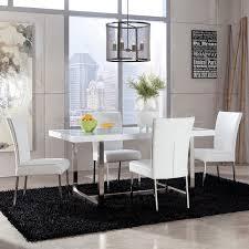 white dining room set von furniture versailles large formal dining