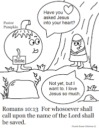 halloween coloring pages for church coloring page