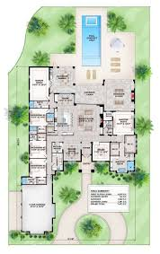 House Plans With Outdoor Living Space by House Plans With Outdoor Living Plan 86031bw Contemporary House