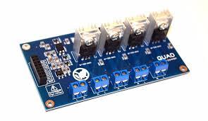 4ch ac led light dimmer v2 module controller board arduino