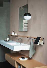 Kitchen And Bathroom Designs Creating Bathrooms With Texture Contrast The Design Chaser