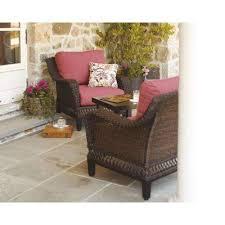 Where To Get Cheap Patio Furniture Hampton Bay Patio Conversation Sets Outdoor Lounge Furniture