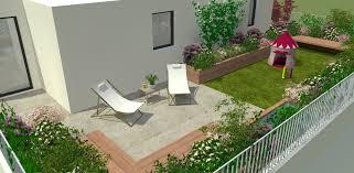 modele jardin contemporain création de jardin créer son jardin paysager en ligne mon