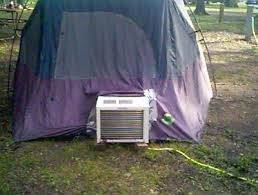 air conditioned tent sabrina s do you hear of air condition tent