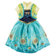 Anna Costume Anna Costume Dress Frozen Fever Disneyland Resort
