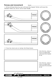 learn about force friction worksheets science worksheets and