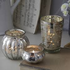 vintage tea light holders antique silver glass tea light holders set of 3 live laugh love