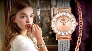 woman necklace watch images Cable jewelry swiss made watches and fashion accessories charriol jpg