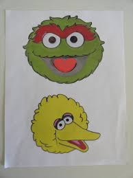 Oscar The Grouch Pumpkin Decorating by Pink Little Cake Sesame Street Cookies How To Make Oscar The Grouch