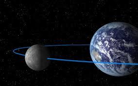 origin of the moon t stewart