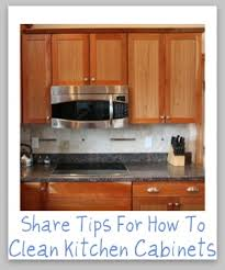 Clean Kitchen Cabinets Clean Kitchen Cabinets Off With These Tips And Hints