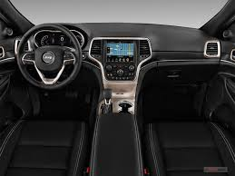 rose gold jeep cherokee 2017 jeep grand cherokee pictures dashboard u s news world report