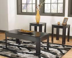 City Liquidators Portland Furniture by Ashley Vamir 3pc Table Sett511 13 Home Furniture City