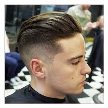 hairstlye of straight back hairstyles for men with fine straight hair also undecut with