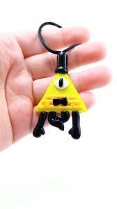 bill cipher ornament or magnet gravity falls ornament
