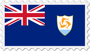 Andorra Flag Stamp Clipart
