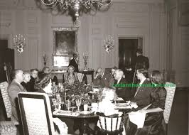 White House Dining Room Thanks To Presidents Giving Us Turkey Day U0026 Pictures Of First