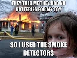Battery Meme - they told me they had no batteries for my toy funny pictures