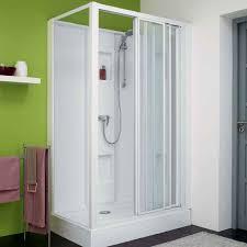 cabine de rectangulaire cabine de rectangulaire izi box 100x80 en angle portes