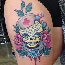 41 best nurse tattoo images on pinterest nursing cartoon and