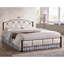 Single Beds Metal Frame Excellent Iron Frame Bed Really Beautiful Black Throughout
