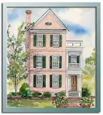 House Plans For Long Narrow Lots Best 25 Charleston House Plans Ideas On Pinterest Blue Open