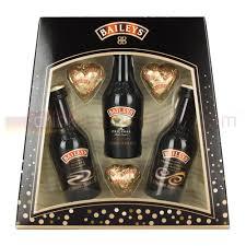 baileys gift set baileys original orange truffle coffee miniatures chocolates
