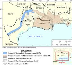 Map Of Florida Panhandle by Usgs Estimates 304 Trillion Cubic Feet Of Natural Gas In The