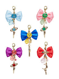 sailor moon ribbon cellphone charm blind boxes topic