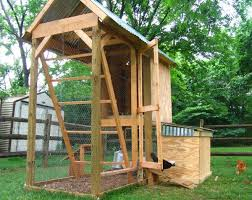 how to build a simple chicken house with build an easy chicken