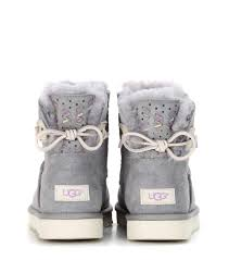 womens fur lined boots australia ugg australia adoria tehuano fur lined suede boots pencil lead
