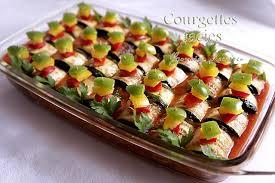 cuisiner des courgettes au four courgette farcie au four
