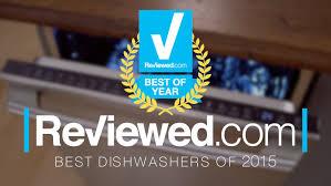 home depot waterwall dishwasher black friday best dishwashers of 2015 reviewed com dishwashers