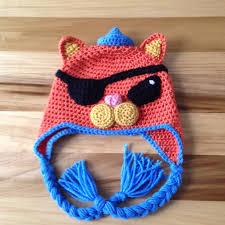 Kitten Halloween Costume Octonauts Kwazii Orange Kitten Halloween Hat Dress Photo