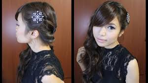 side hairstyles for prom hairstyle picture magz