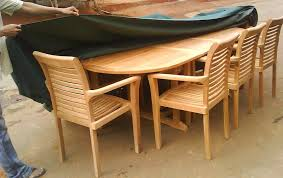 How To Protect Outdoor Wood Furniture by Blog Tarp Hire Australia