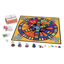 trivial pursuit 80s pursuit totally 80 s edition board