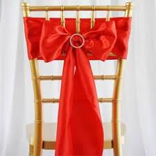 chair ribbons chair sashes discount chair sashes efavormart